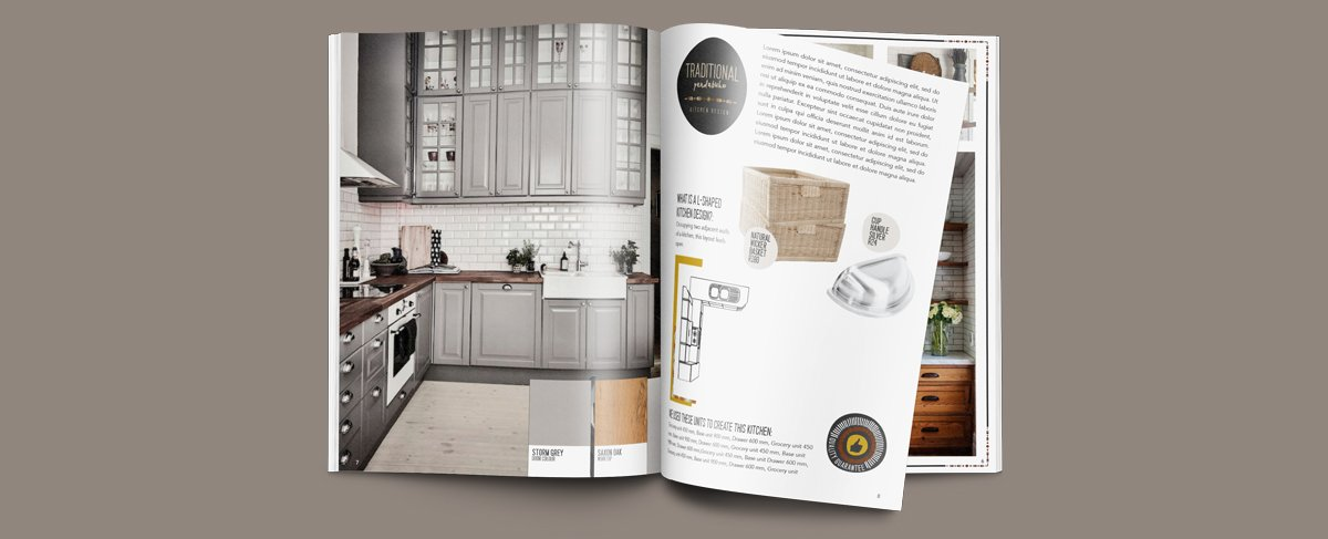Kitchen Design Catalogue