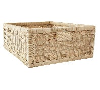 Natural Wicker Basket