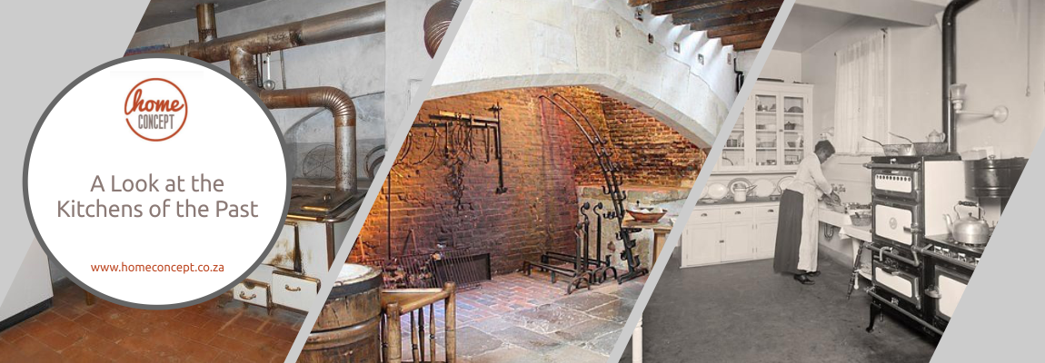 kitchens made in the past