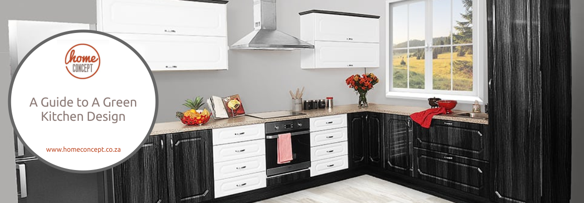 a stylish kitchen designed by Home Concept